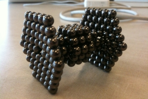 Brendan J. Spaar is a fan of Bucky Balls